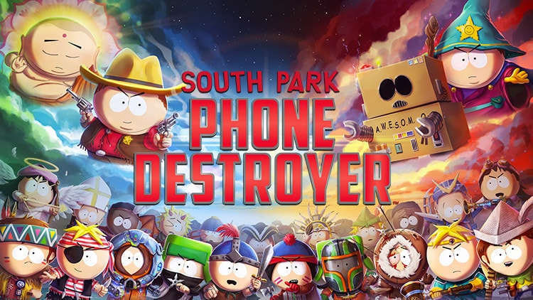 torneos en South Park phone Destroyer