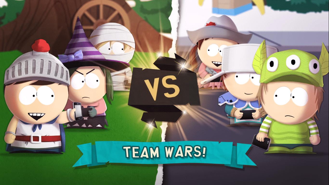 Guerra de Equipos