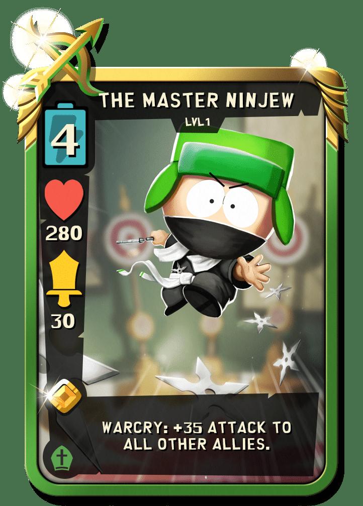 Kyle ninja Judio