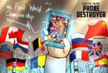Torneo Oficial South Park Phone Destroyer