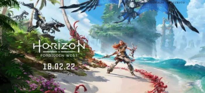 Horizon Forbidden West y la actualización a PS5